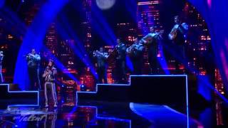 Mariachi Marvel Sebastien El Charro Belts Out New York New York on AGT Wild Card Show