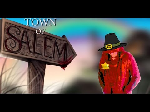 Town of Salem - I am the law!