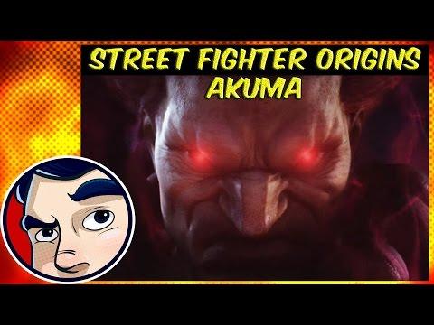 Street Fighter Akuma Origin - Complete Story