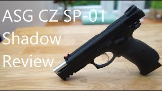 asg cz sp 01 shadow gbb airsoft review
