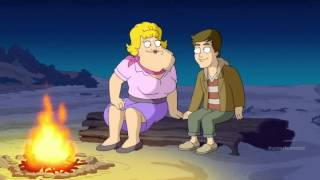 Tonight we are young- American Dad