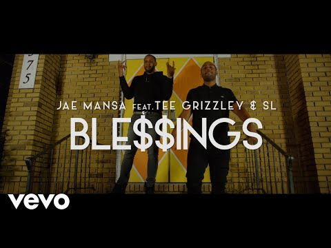 Jae Mansa - Blessings [Official ] ft. Tee Grizzley, SL