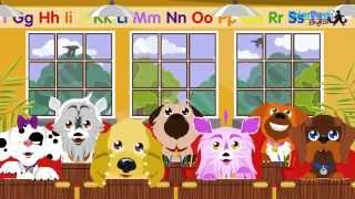 BINGO Was His Name   Fun Animation video   Kids Learn English