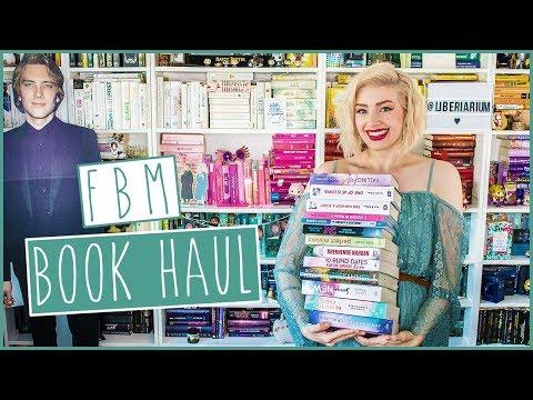 Frankfurter Buchmesse Book Haul 2019