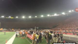 150,000 Tennessee Fans Sing Rocky Top At Bristol Motor Speedway