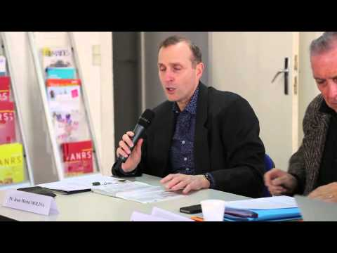 CROI 2015 - Conférence de presse de l'ANRS