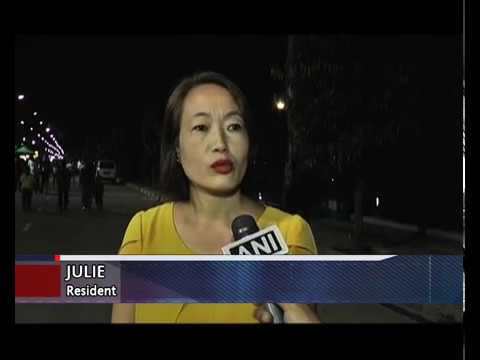 New plaza seeks to develop nightlife in Imphal: Manipur News