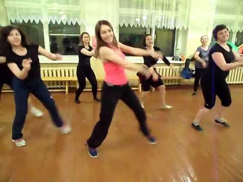 OLISHA – Праздники-Проказники, fitness dance