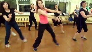 OLISHA  Праздники-Проказники, fitness dance