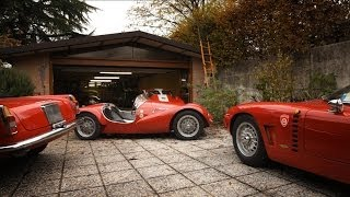 homepage tile video photo for Porsche, Ferrari, Bizzarrini and other fundamental steps in life...