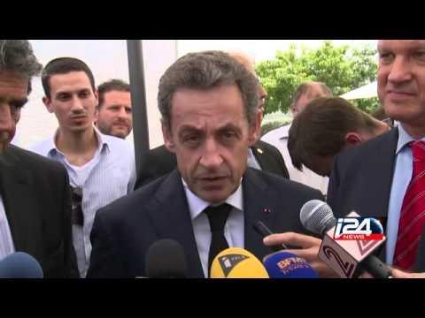 Sarkozy En Visite En Israël Et Cisjordanie Cette Semaine
