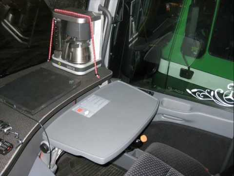 Mersedes-Benz Actros Mp3