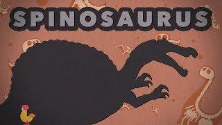 Spinosaurus Size Comparison - Largest Carnivorous Dinosaur