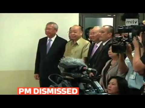 mitv - Thai court orders Yingluck Shinawatra to step down as PM