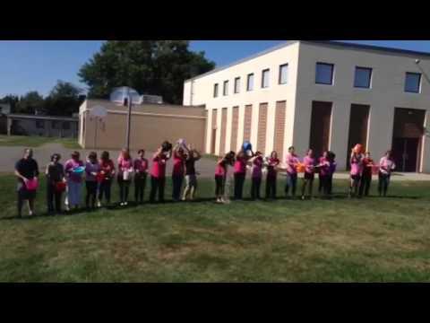Cook Hill School's Ice Bucket Challenge