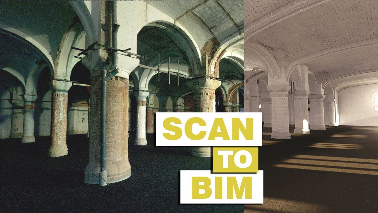 Point Cloud to Revit | Complex Geometry Modelling with BIM