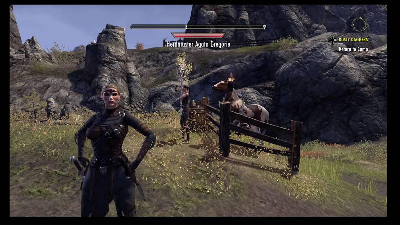 The Elder Scrolls Online Rivenspire Thieves Trove Location
