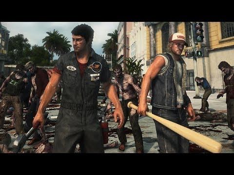 Here's the first 25 minutes of Dead Rising 3