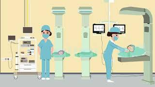 Intensive care of newborn babies - Radix Healthcare.