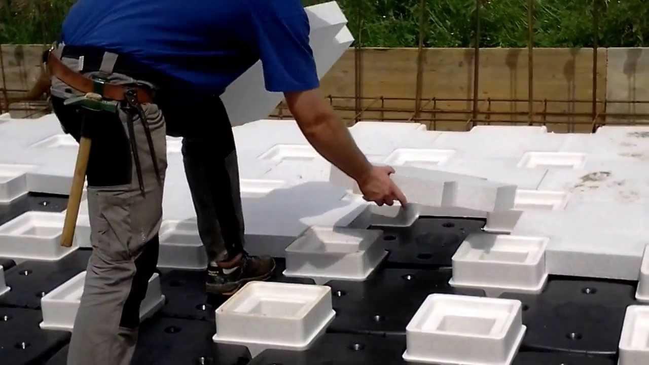Isolcupolex vespaio aerato gi isolato uso in cantiere for Vespaio aerato