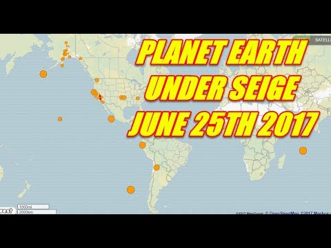 NIBIRU CHANNEL - MAJOR DISTURBANCE ACTIVITY WORLDWIDE NOW HAPPENING!