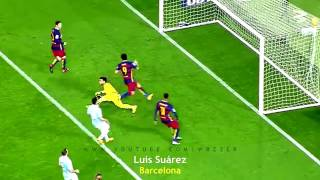 30 Most Creative Goals In Football