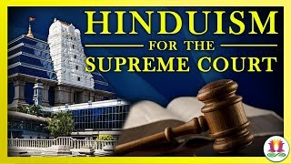 Basic Hinduism for the Supreme Court