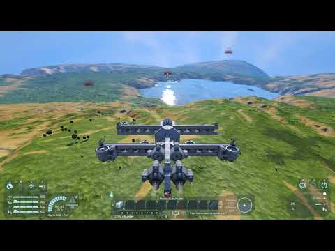 Space Engineers, Major PVE Activity Mod!!! Space Pirates/Ships/Battles