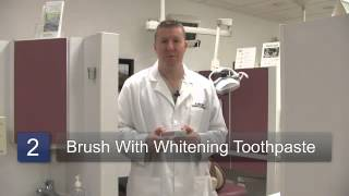 How to Whiten Teeth With Home Remedies