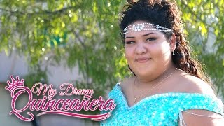 My Dream Quinceañera -  Alondra Ep 5- Quince Makeup on Point!