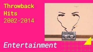 THROWBACK SONGS (JANUAR 2002 - 2014) - James Blunt, Bruno Mars & Seal