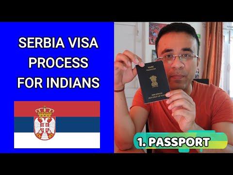 Serbia Visa for Indian (Visa on Arrival for Indian Passport Holders) Serbia Visa for Indians