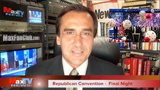 Finał Konwencji Republikanów