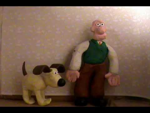 Wallace And Gromit Pinguin