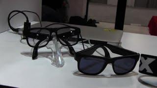Tecnologia e design italiano, gli occhiali a conduzione ossea