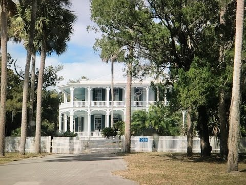 Exploring Historic DeBary And Enterprise Florida (Debary Hall, Memorial Park & More)