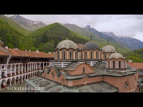 Bulgaria: Rila Monastery