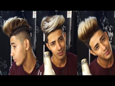 Danish Zehen | How To Style Your Hair Within 3 Minutes | Hairstyle For Men