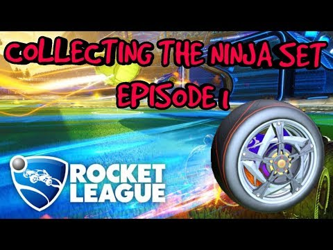 COLLECTING THE NINJA SET (TRADING MONTAGE EPISODE 1)