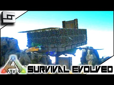 ARK: Survival Evolved - MOBILE TAMING PLATFORM! S3E38 ( Gameplay )