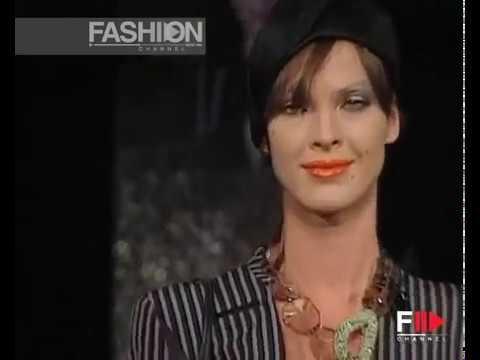 GIORGIO ARMANI Spring Summer 2005 Milan Pret a Porter by Fashion Channel