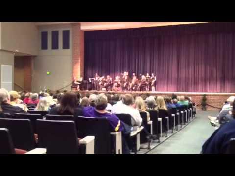 West Ouachita High School Jazz Band