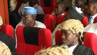 the eagle eps 64 efcc re arraigns sule lamido along with others and other reports