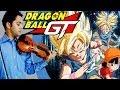 DRAGON BALL GT OP 1 - Dan Dan Kokoro Hikariteku (Violin / Violino)