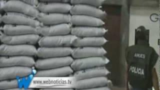 Encuentran cargamento con 700 bultos de cloruro de potasio en Caicedonia