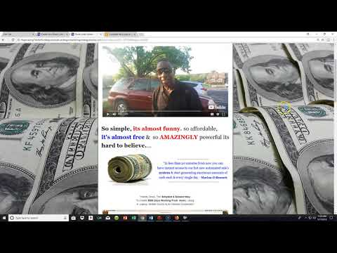 HOW TO START YOUR OWN BUSINESS AND START MAKING MONEY ON THE INTERNET VIDEO 2