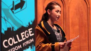 Yeonmi Park - CFF at Yale