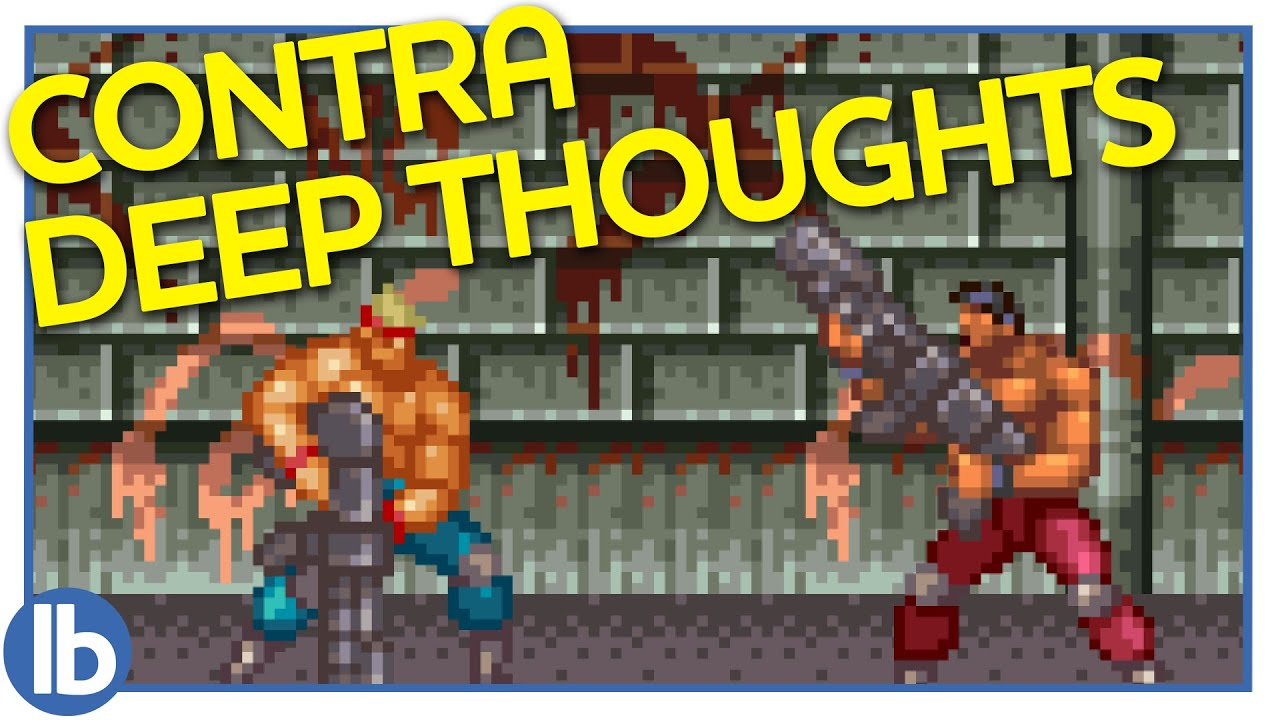 The Thing We're All Thinking About While Playing Contra
