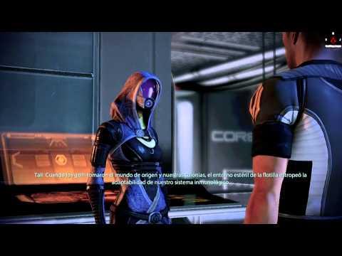 Mass Effect 2 Conversacion Con Tali 02