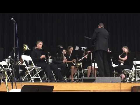 Somewhere  - Judah Christian School - Spring Band Concert 2017